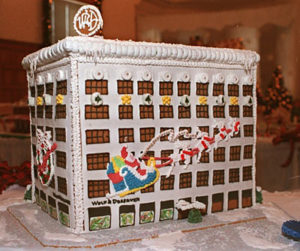 Gingerbread Build Indiana Habitat Fort Wayne